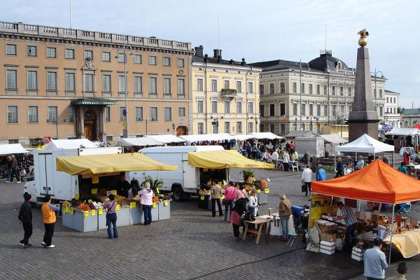 Market square photo