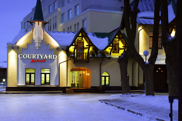 Courtyard Nizhny Novgorod City Center photo