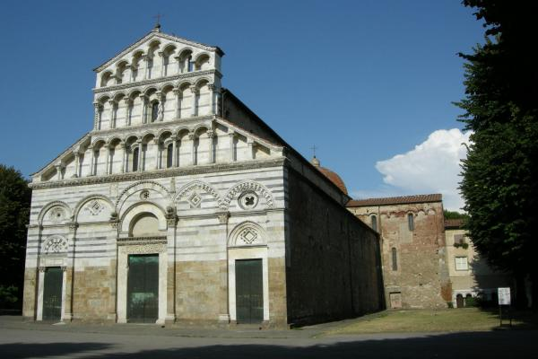 Church of San Paolo a Ripa d´Arno photo