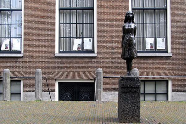 Anne Frank House Museum photo