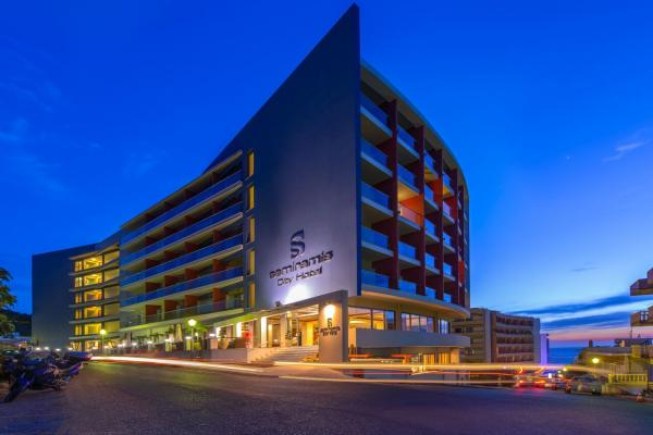 Semiramis City Hotel Rhodes photo