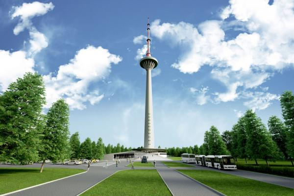 Tallinn TV Tower photo