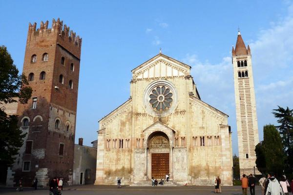 Basilica of San Zeno Maggiore photo