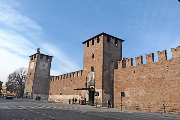 Castelvecchio Castle photo